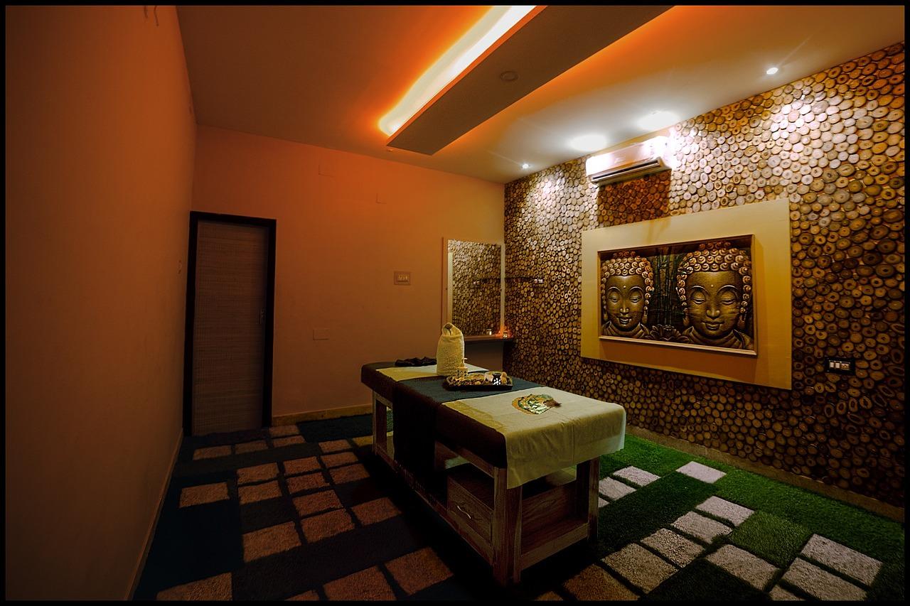 индииски масаж
