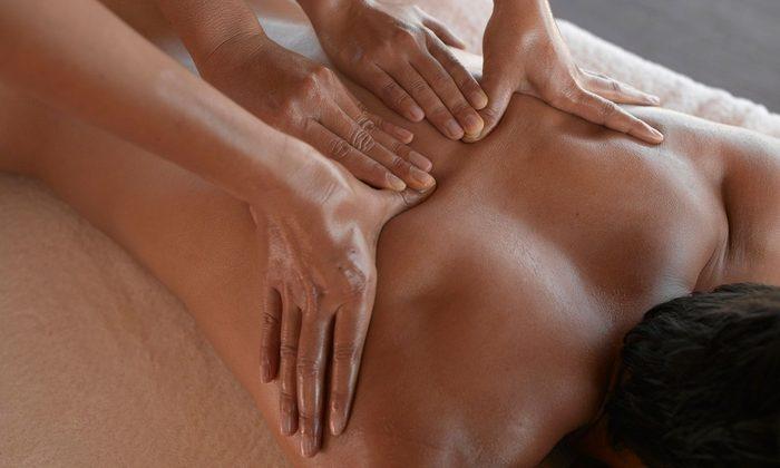 масаж 4 ръце
