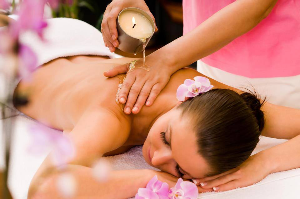 Бали масаж
